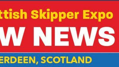 New November dates for Scottish Skipper Expo 2020
