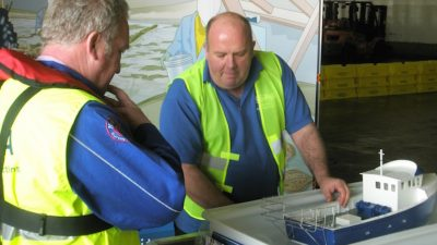 Seafish demonstrates stability at Skipper Expo