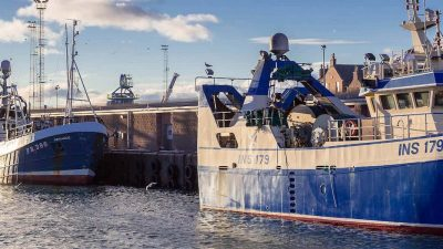 Scottish Government's £10 million seafood support fund