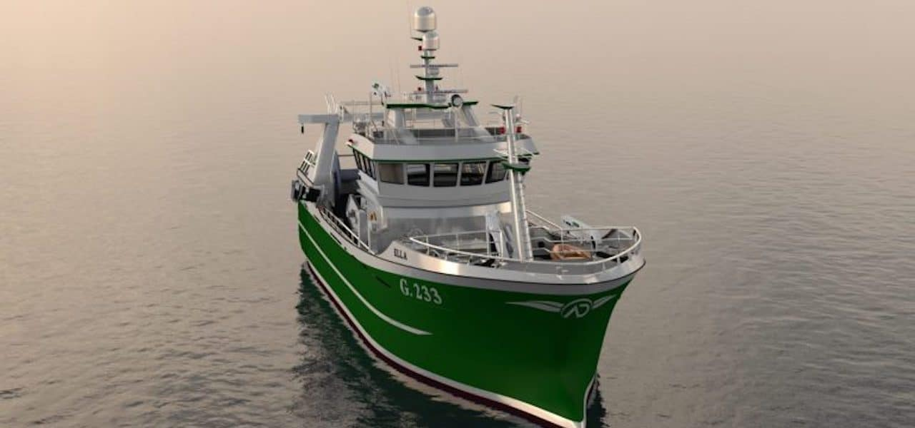 SeaQuest to supply Ella's deck equipment