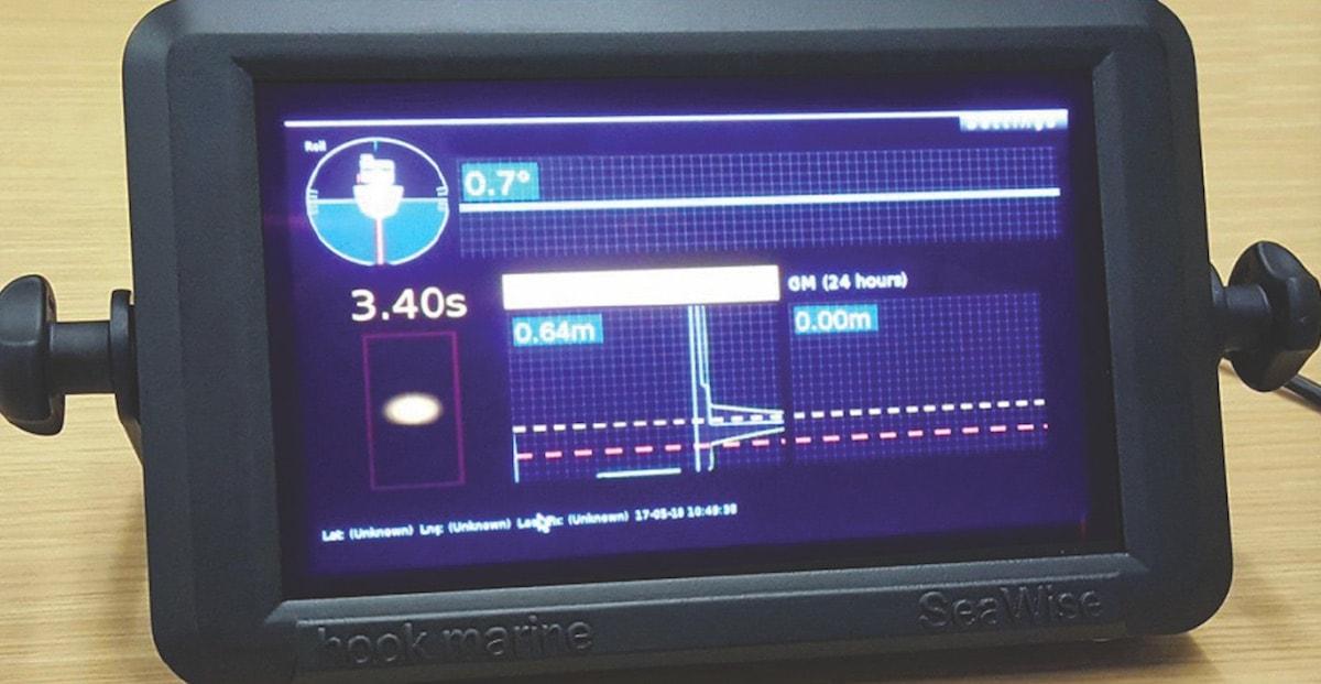 SeaWise monitors stability