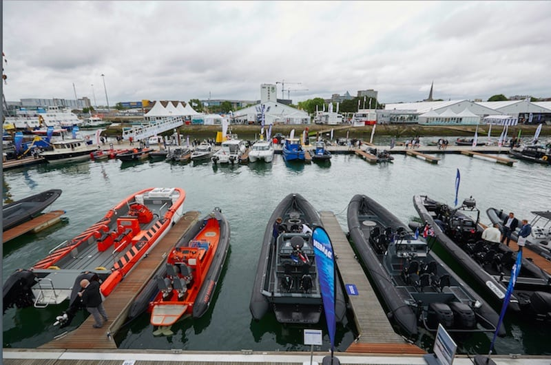 20th Seawork International this week