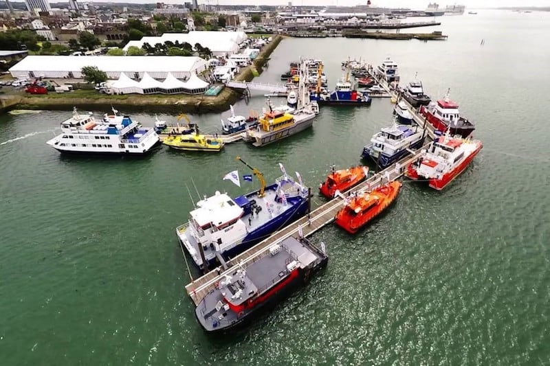 Europe's fastest growing commercial marine exhibition