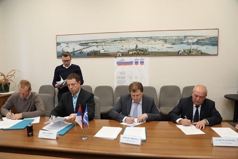 Longliner orders for St Petersburg yard