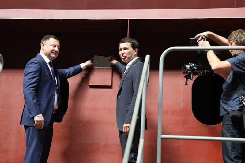 Longliner keel laid at St Petersburg yard