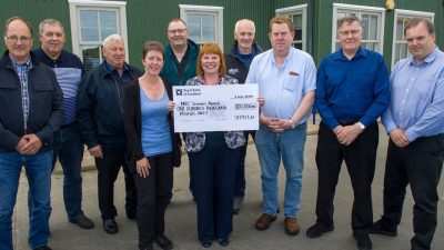 Shetland pelagic fishermen to donate £100,000 to MRI Scanner Appeal