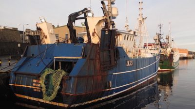 Challenging outcome for Scottish fisheries