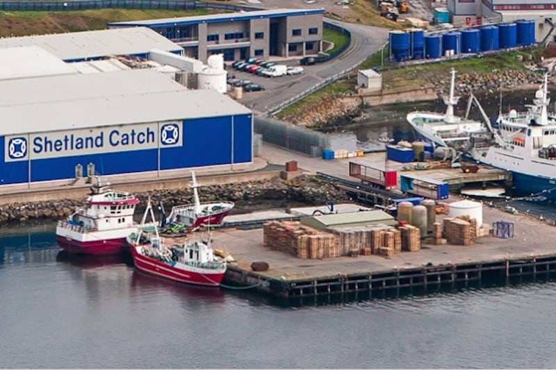 Shetland Catch becomes Pelagia Shetland