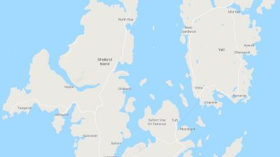 Shetland fishermen caution against development rush in Yell Sound