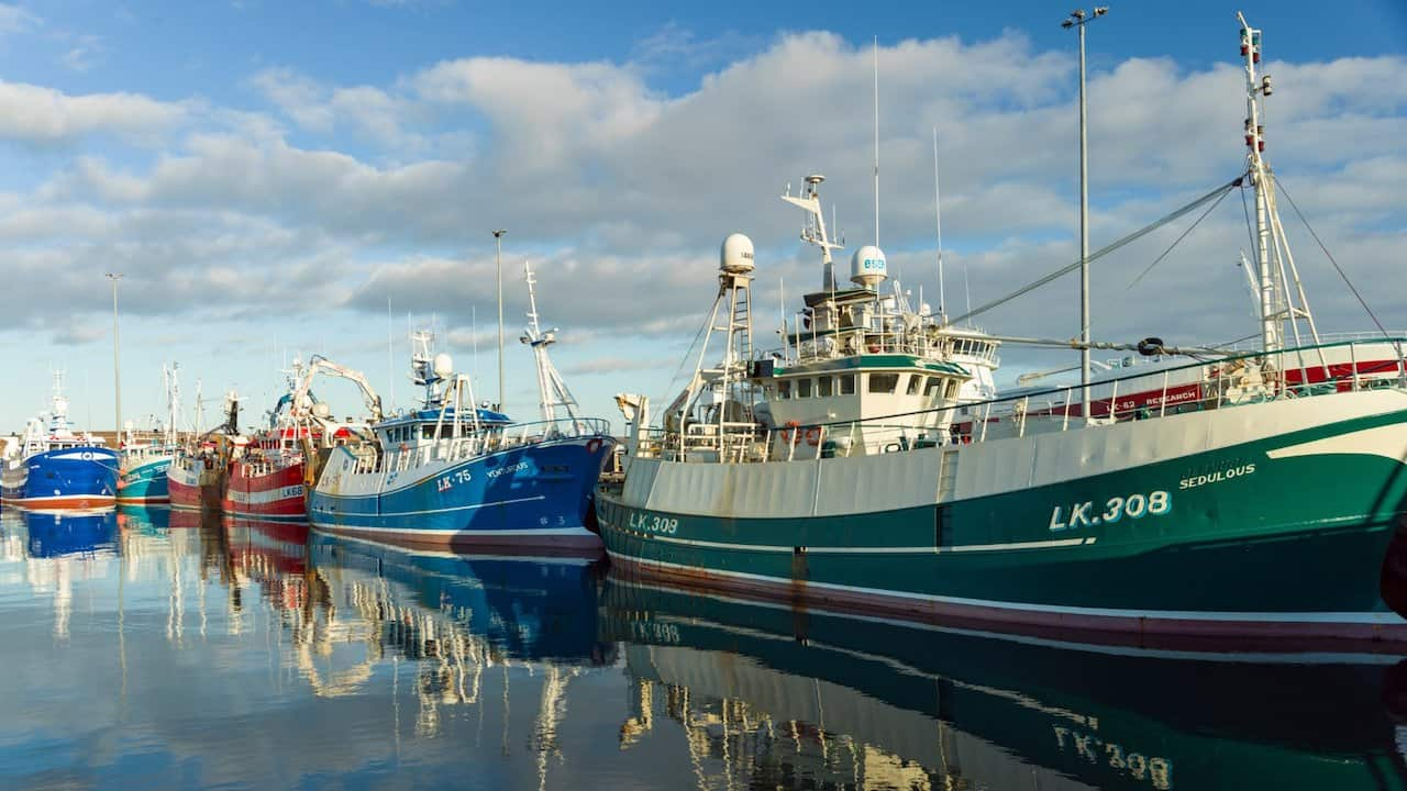 Shetland fishermen slam EU-Norway-UK fisheries deal