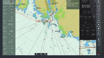 Navico Simrad ECDIS gets Russian type approval