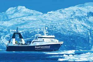 Royal Greenland factory trawler Sisimiut is to be sold to Iceland. Image: Fiskerforum - @ Fiskerforum
