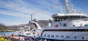 Royal Greenland's Sisimiut christened in Nuuk