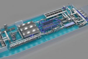 Skaginn 3X has been chosen by HB Grandi as the main contractor to fit out its new factory vessel - @ Fiskerforum