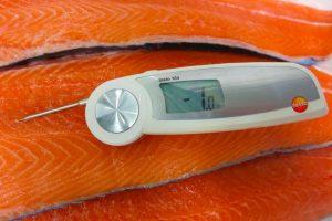Skaginn 3X's Sub-Chilling system cools fish to -1.5°C