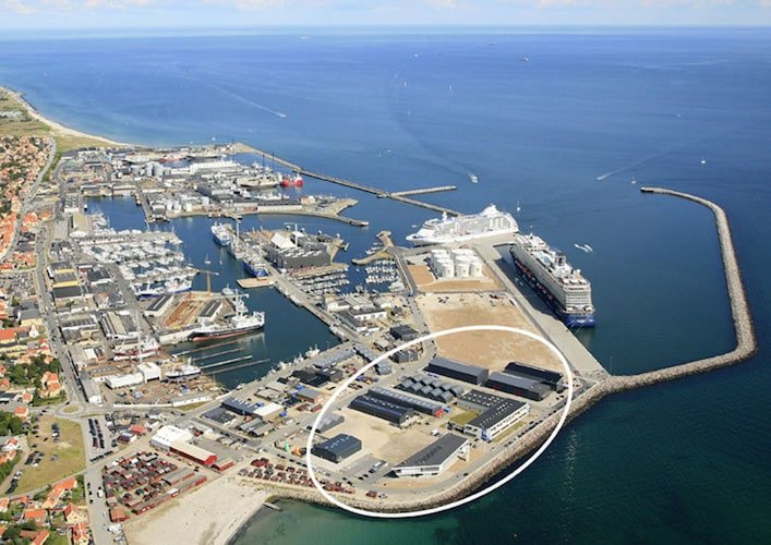 Skagen's construction boom