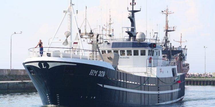 Skagen is Denmark's top fishing port - @ Fiskerforum
