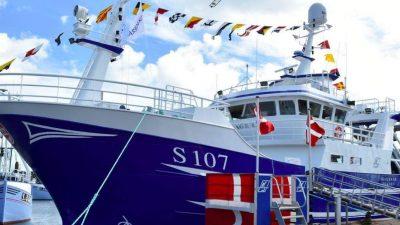 New trawler for shrimper partnership