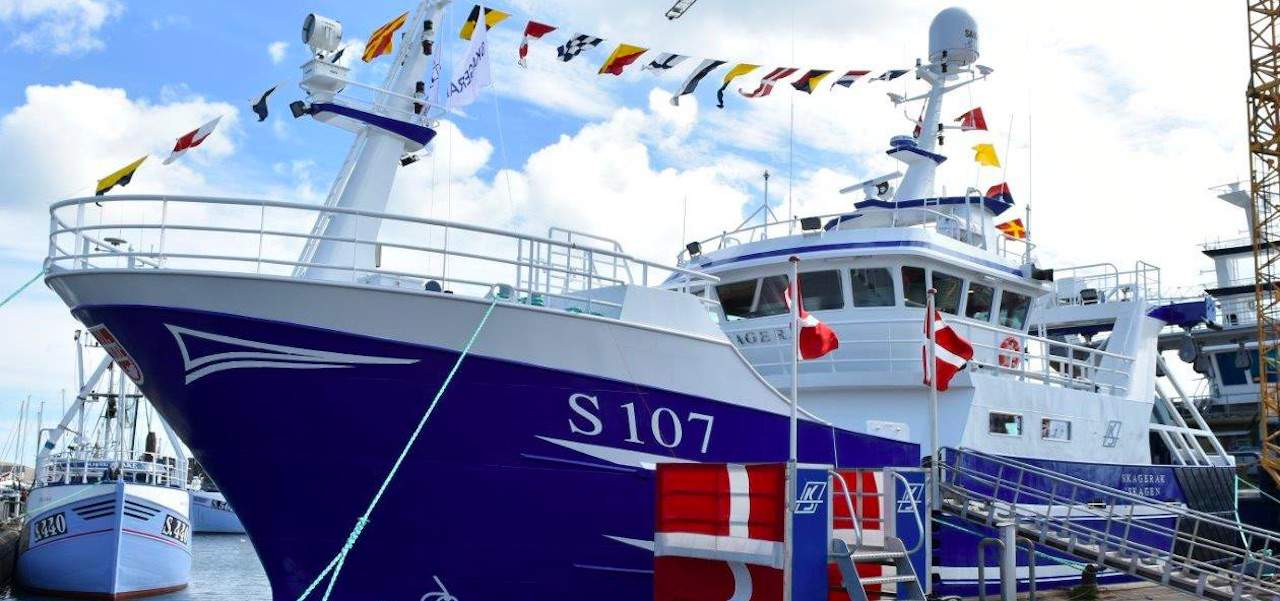 New trawler for shrimper partnership