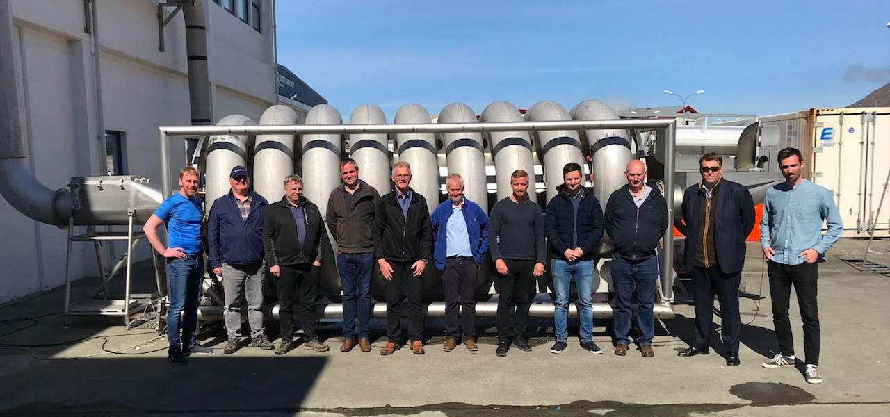 Denholm Seafoods opts for Skaginn 3X ValuePump