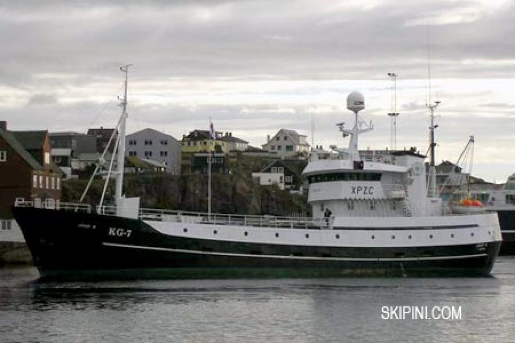 KG 7 – Jakup B – ©FiskerForum - Foto: Skipini