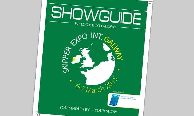 Skipper Expo Int. Galway looks set to be a great show
