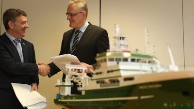 Skipsteknisk to design new research vessel for Ireland