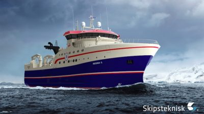 Skipsteknisk to design new Regina C