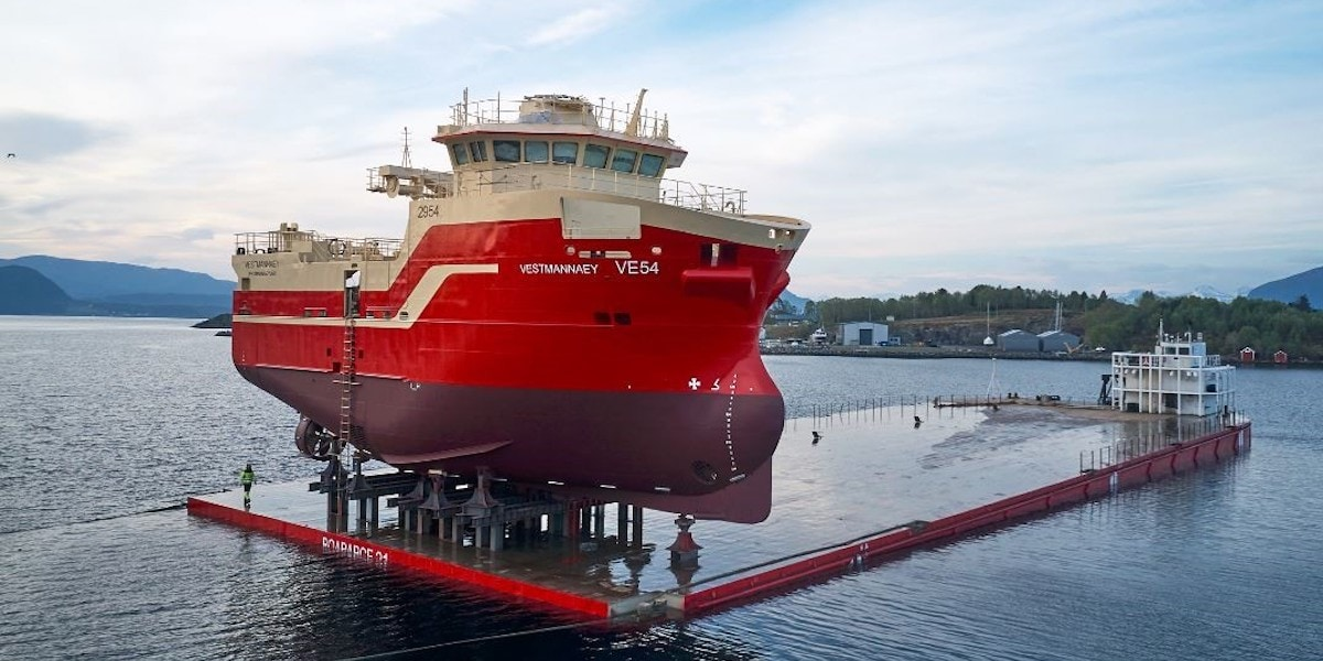 Slippurinn to deliver catch handling for new trawlers