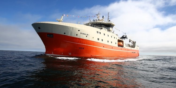 Sólberg ÓF-1 completed a record trip to the Barents Sea