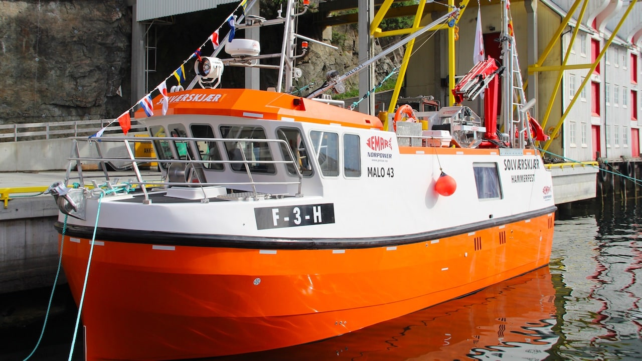 Combi seiner for northern Norway