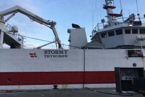 The new Stormy in Thyborøn - @ Fiskerforum