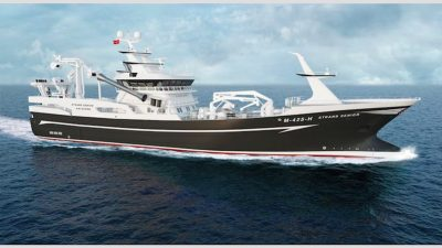 Wärtsilä propulsion for Strand Senior