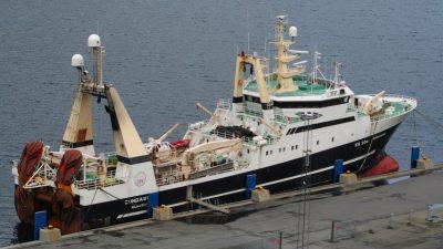 Long hours? Faroese fishermen remain laid back