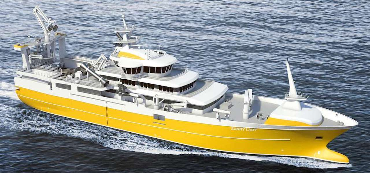 Teige Rederi places pelagic vessel order with Turkish yard