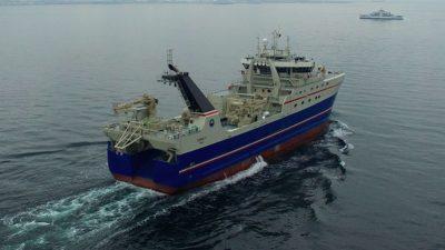 New Svend C calls in Faroes