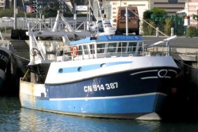 CN 914387 –  CAB EN BAIE – ©FiskerForum - Foto: SytAl
