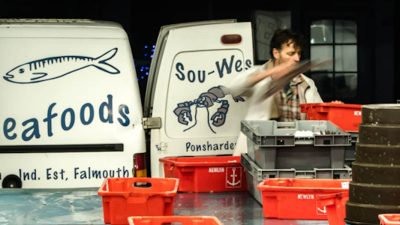 Cornwall's rekindled love for fresh fish