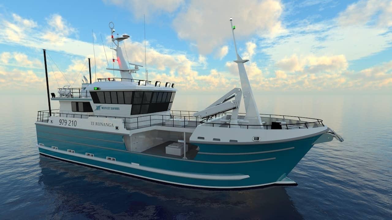 New longliner for Kiwi fleet