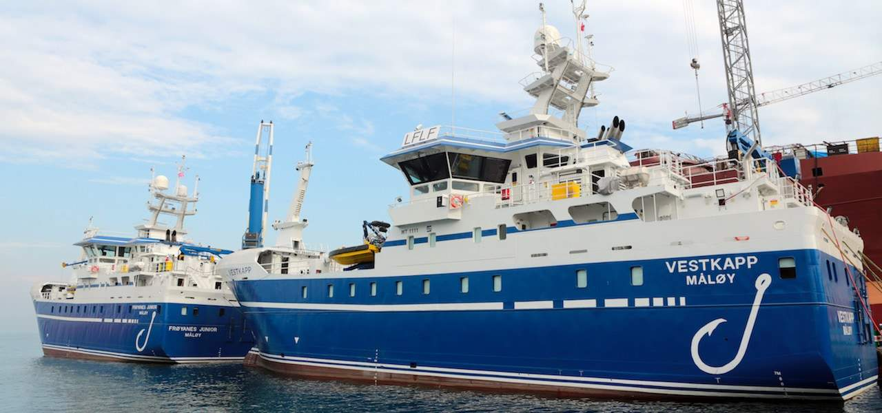 Ervik takes delivery of new longliners from Tersan