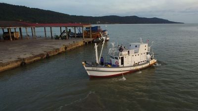 Thai Union and Nestlé launch demo boat to promote human rights