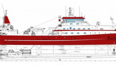 Faroese operator prepares for new trawler