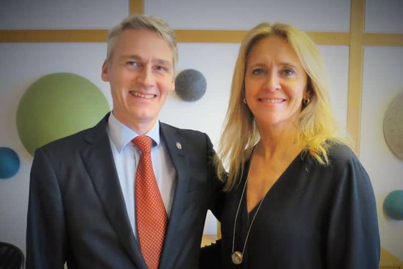 Iceland and Faroes agree fishing rights