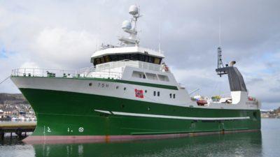 Technology leap from Thyborøn Trawldoor