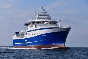 Sealord's Tokatu has been built at Simek - @ Fiskerforum