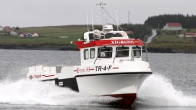 New Cleopatra 33 delivered to Trondheim