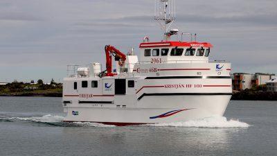New Cleopatra 46B delivered to Kambur