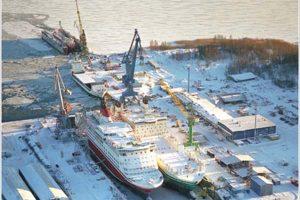 A new member in Turku Repair Yard management team.  Any vessel