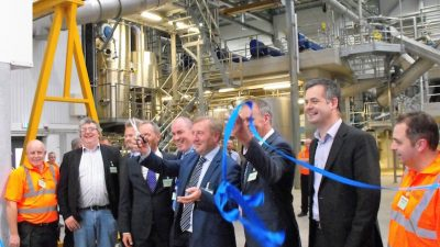 Norway / Irish partnership leads to major boost in fishmeal technology