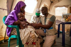 HB Grandi has contributed to the UNICEF relief fund for Nigeria - @ Fiskerforum